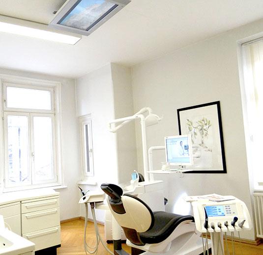 Moderne Behandlungseinheiten